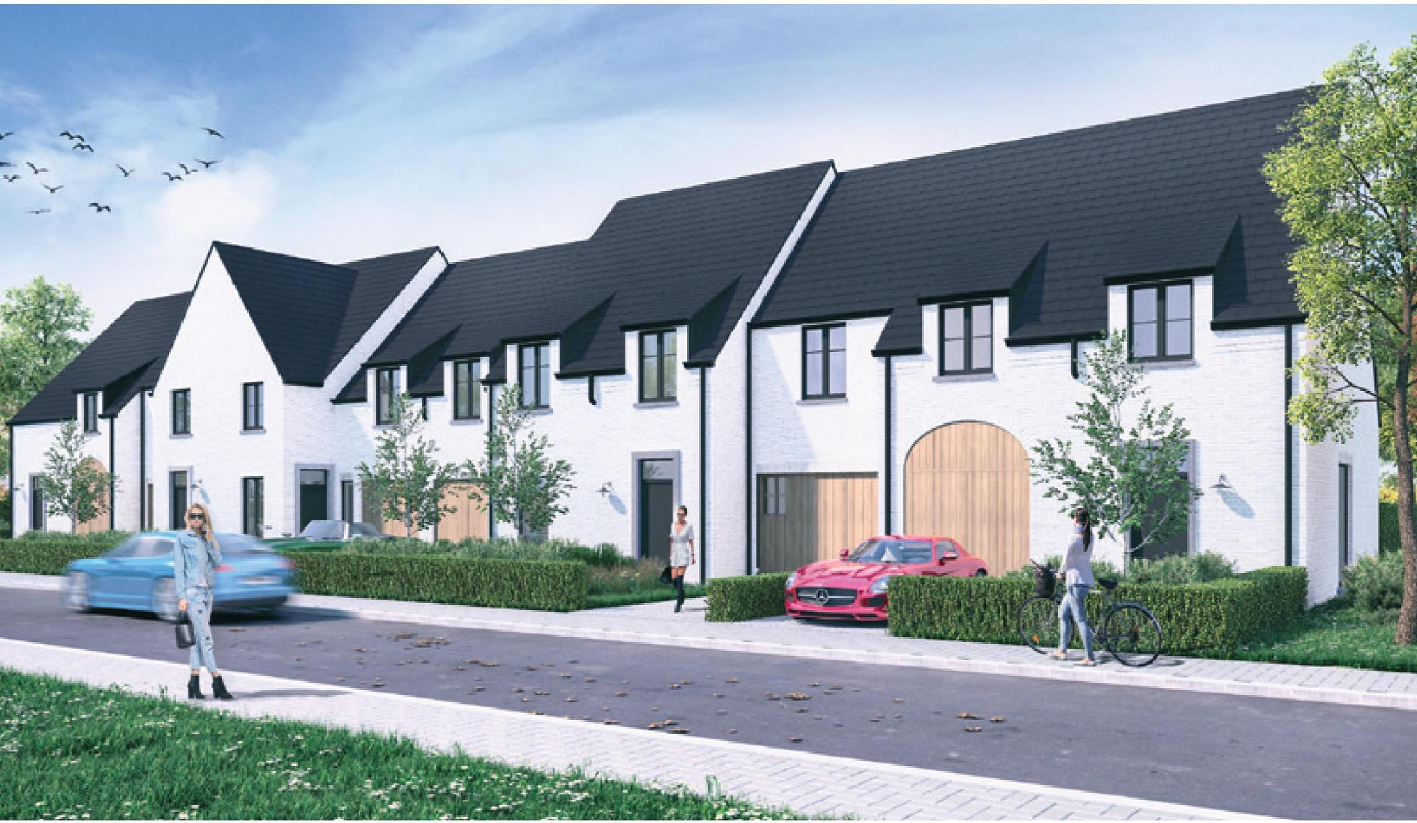 'Wonen is een basisbehoefte dus investeren in nieuwbouw is altijd een goed plan'