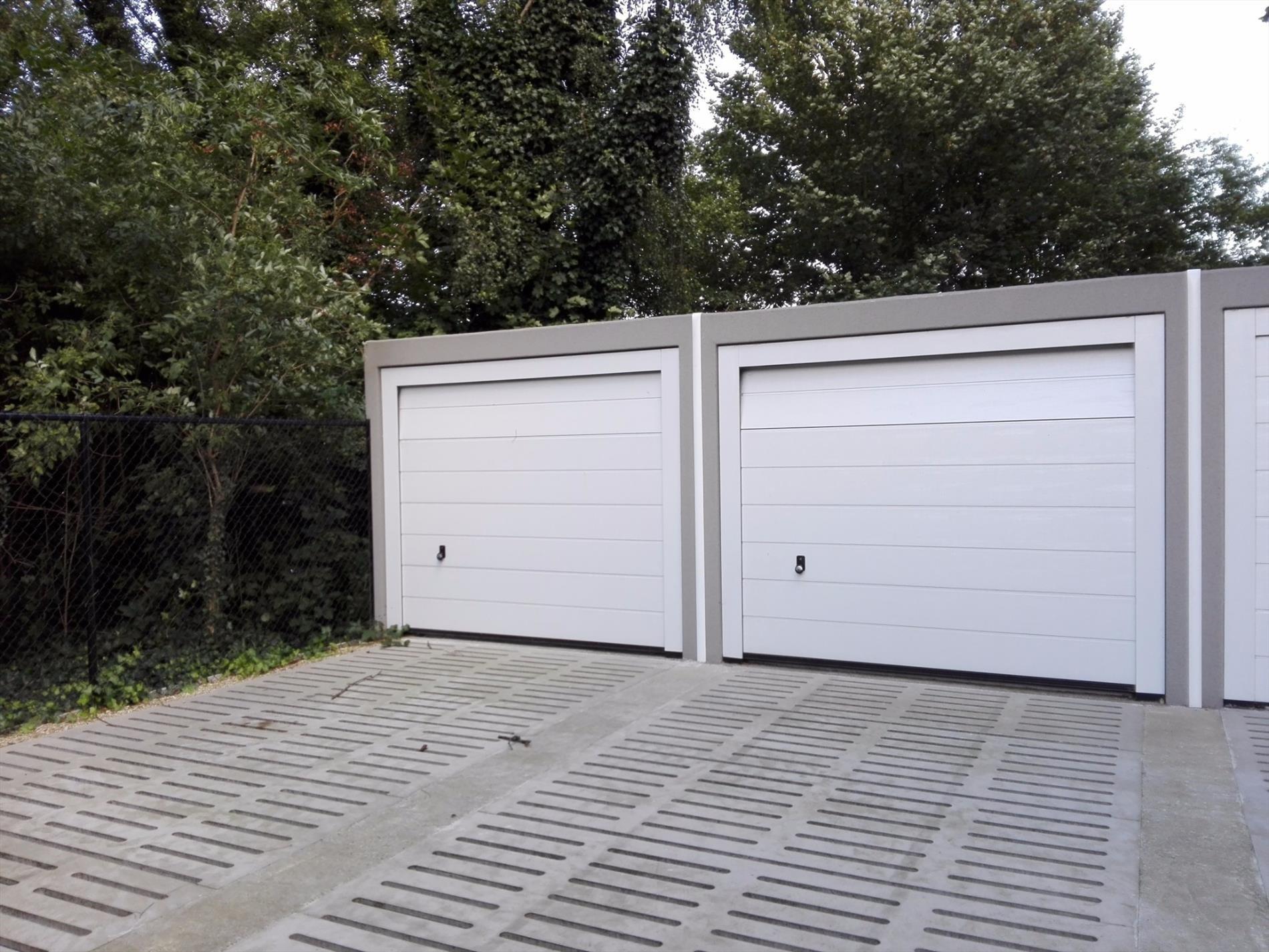 Een garagebox als investering