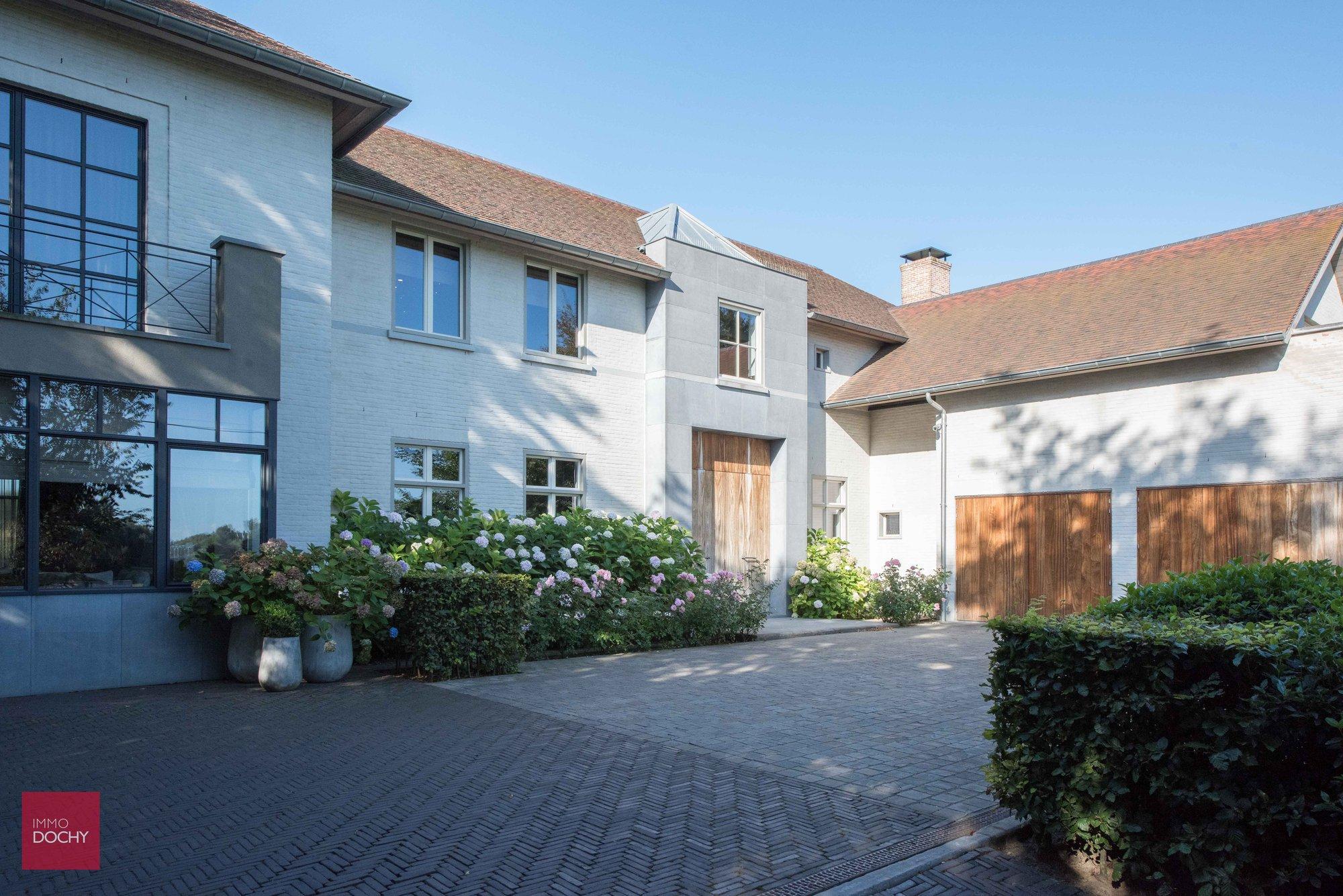 Belgen blijven massaal investeren in exclusief vastgoed