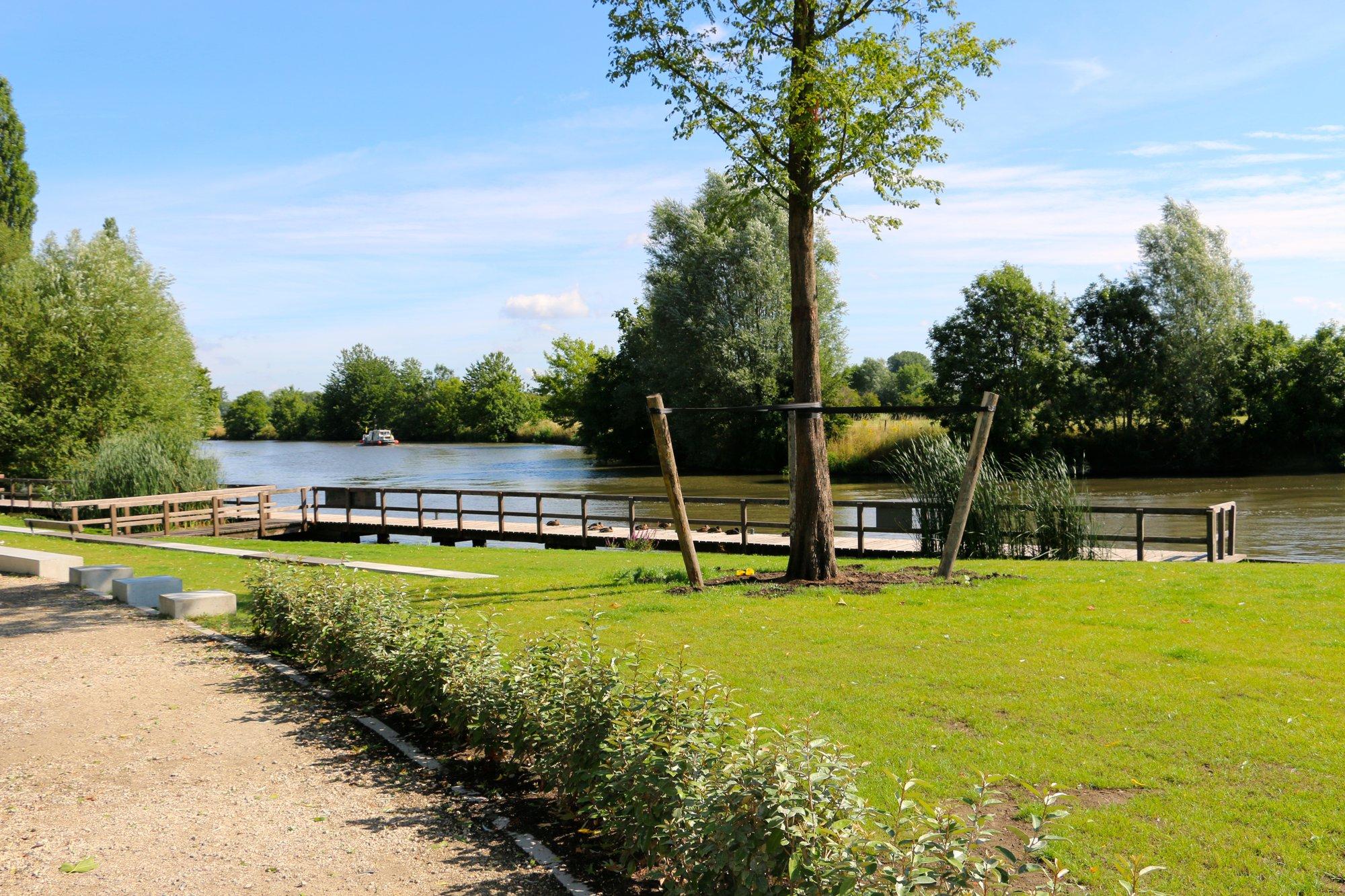 Ontdek de (groene) rand van Gent