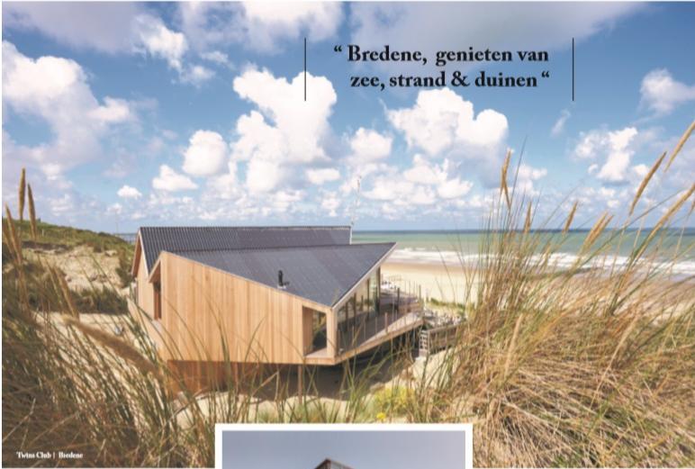 Ontdek de Belgische Kust, Bredene, een oase van rust