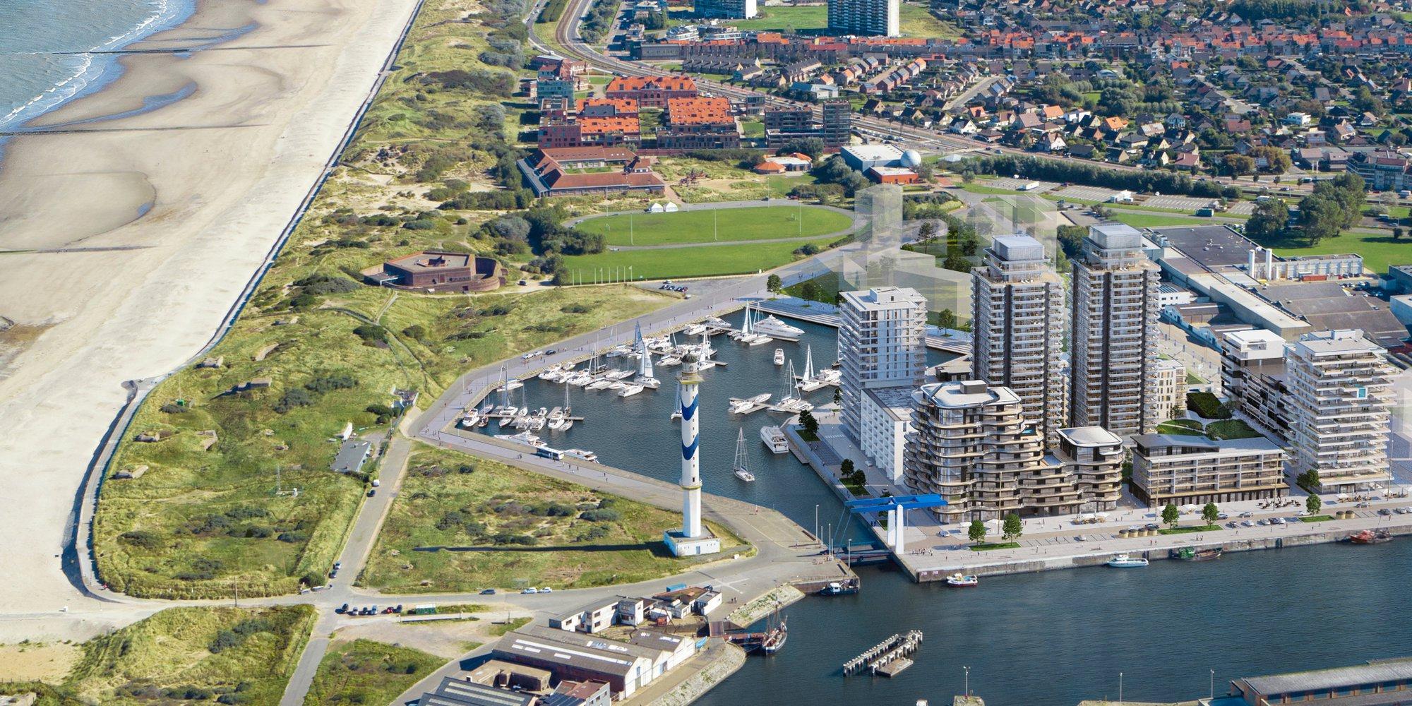 Mensen kiezen opnieuw resoluut voor de zekerheid van lokaal vastgoed aan zee
