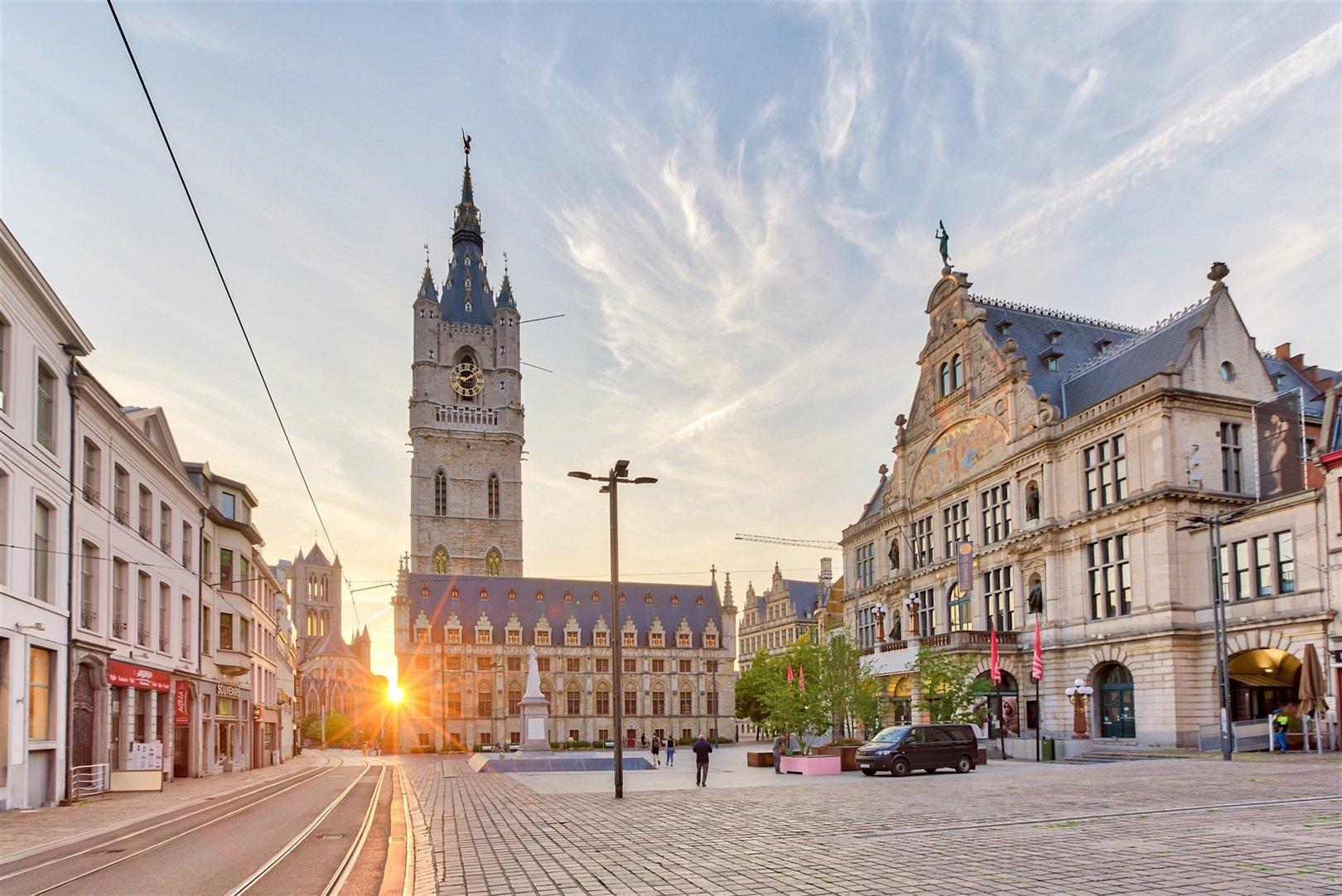 SPECIAL GENT 'Een toffe stad met een creatieve vibe'