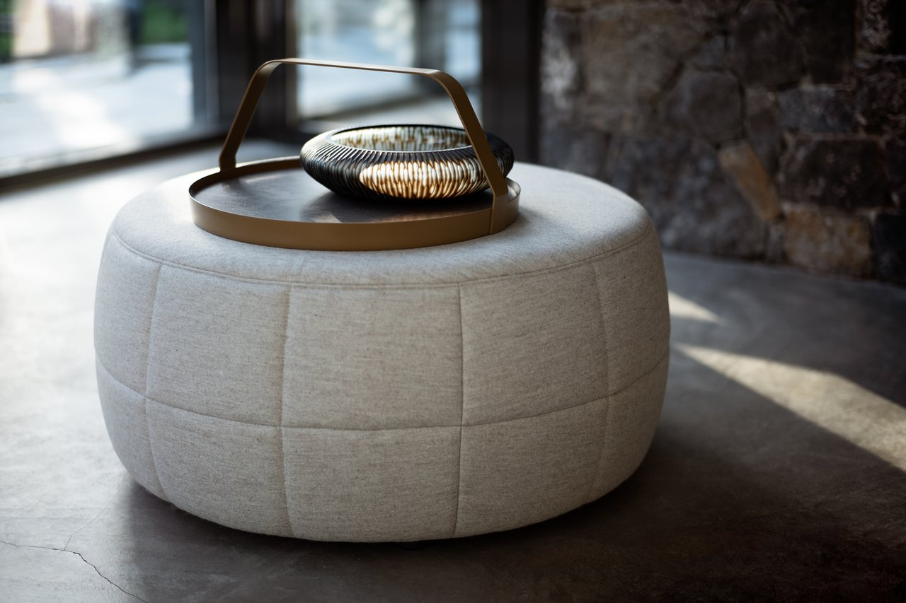 Design on stock – Barell Pouf