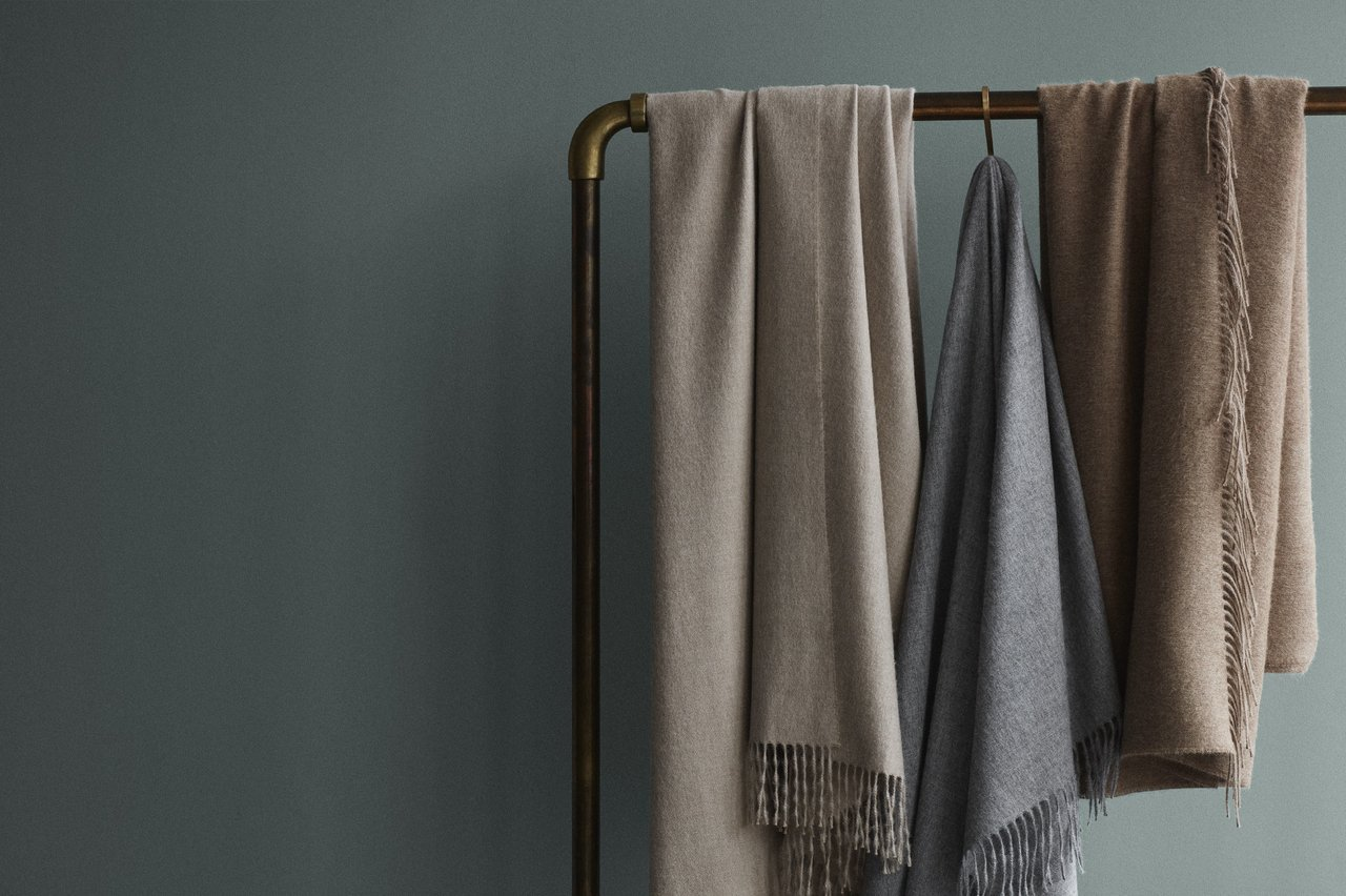 Elvang Luxury throws