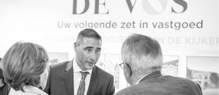 Bert De Vos van Vastgoed De Vos over 40 jaar expertise in vastgoed