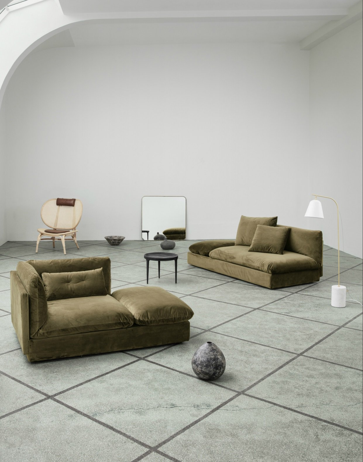 Pand192, Interior designers