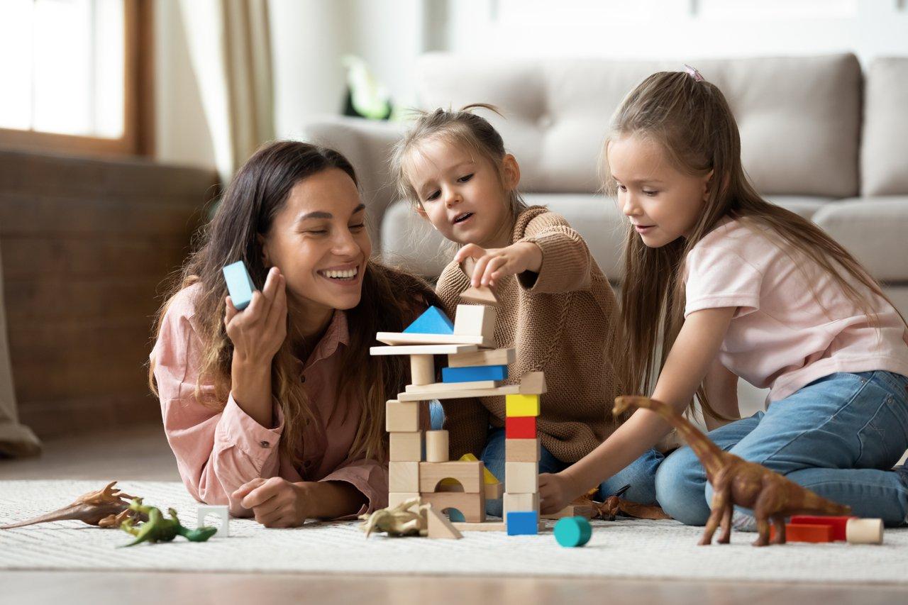 'Wij geloven dat ook een  alleenstaande mama of  papa een huis moeten  kunnen kopen'
