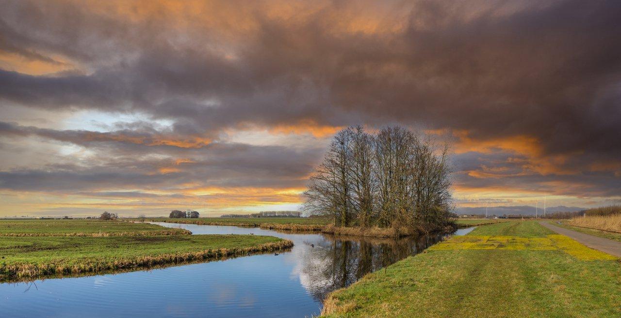 Het Meetjesland, betaalbaar wonen en zalig genieten in een  prachtig kreken- en poldergebied.