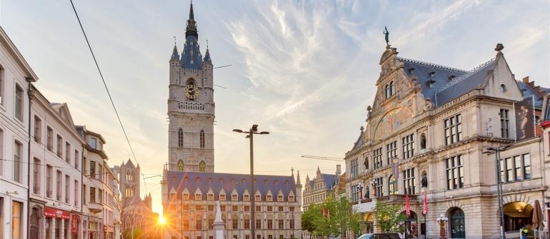 De Gentse vastgoedmarkt  draait op volle toeren