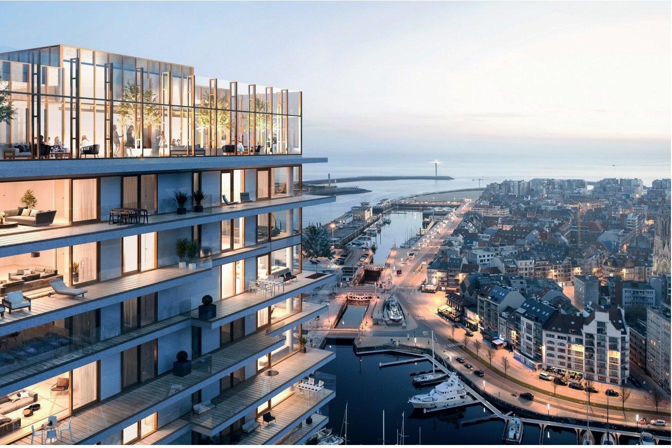 Oostende, de grootste vastgoedmarkt aan de Belgische kust
