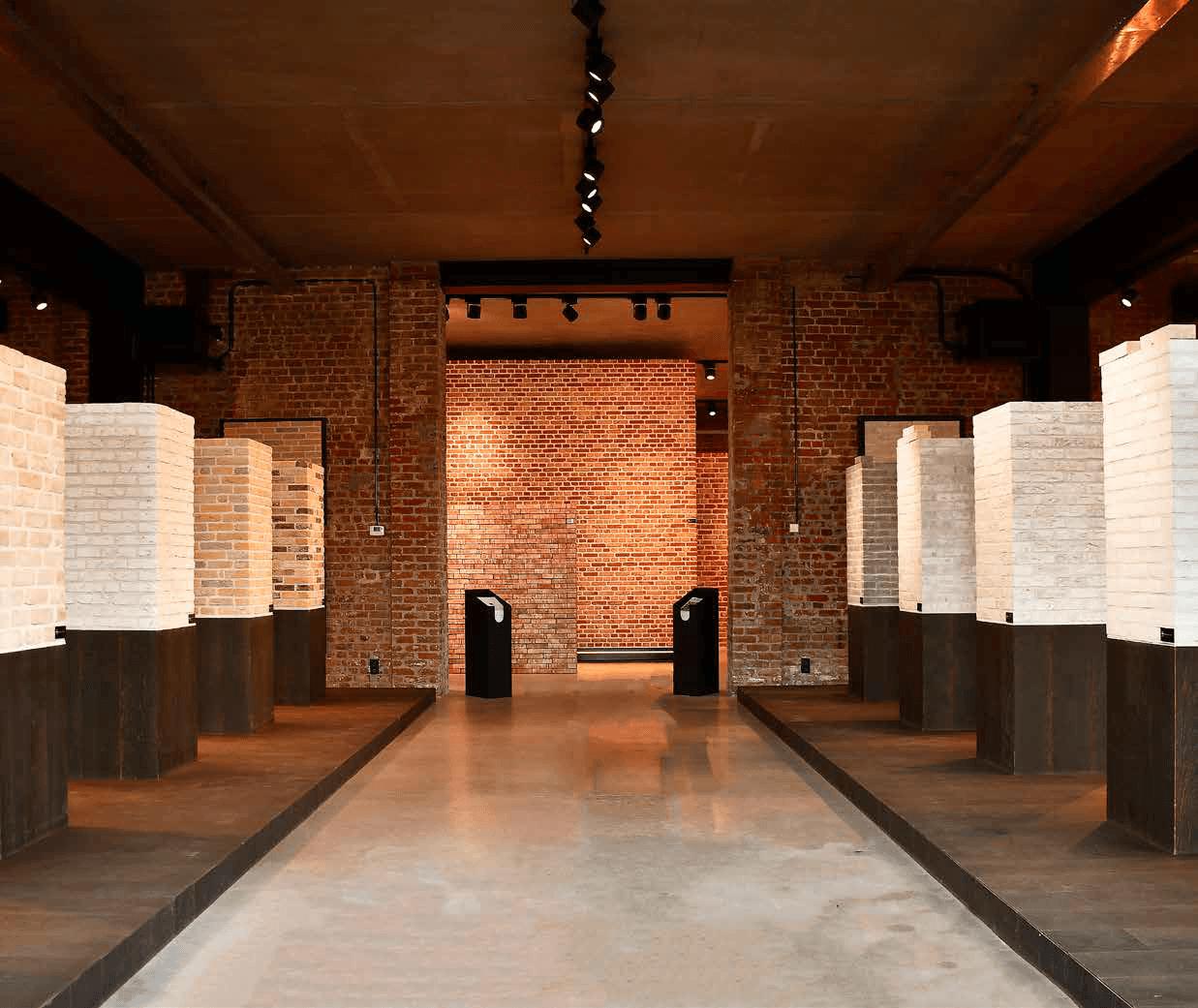 De toonzaal van Olivier Bricks in Kortrijk is uniek, zeker een bezoekje waard!