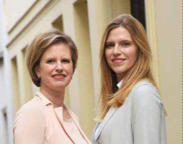 Maak kennis met Annelies Debruyne en Sarah De Vleeschauwer